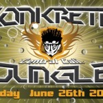 Audio1 - Live @ Konkrete Jungle CC 06/26/09