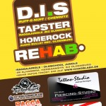 Party-Review: REHAB @ Alhambra / Oldenburg - germany