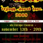 Tester n Debaser - Trilogy Sound Tour 2009