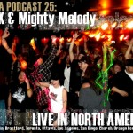 DJ K - Killa Podcast 25: Live in North America