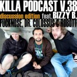 DJ K - Killa Podcast 38 (discussion)