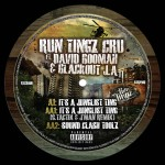 New Release: It's a Junglist Ting