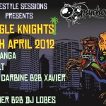 Jungle Knights 3 @ Psychoradio 28th april