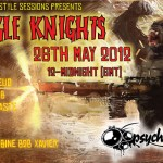 Freestyle Sessions Presents Jungle Knights v.04