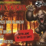Freestyle Sessions Presents Jungle Knights v05