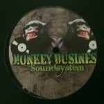 vinyl release: Monkey Business Records 002