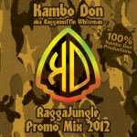 Kambo Don - RaggaJungle Promo Mix