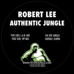 Release: FAPE001: Robert Lee & L.A.B. - Authentic Jungle