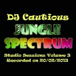 DJ Cautious - Jungle Spectrum Sessions 3