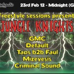 Freestyle Sessions presents Jungle Knights v.07