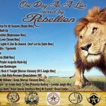 Rebellion - One Day As A Lion