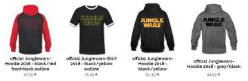 BUY EXCLUSIVE JUNGLEWAR CLOTHES