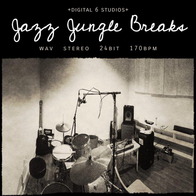 Jazz Jungle Breaks Sample Pack by 6Blocc | RaggaJungle biz